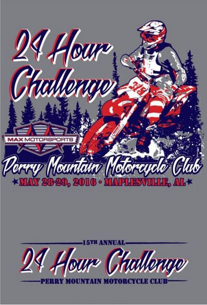 15th Annual Perry Mountain 24 Hour Challenge presented by Max Motorsports